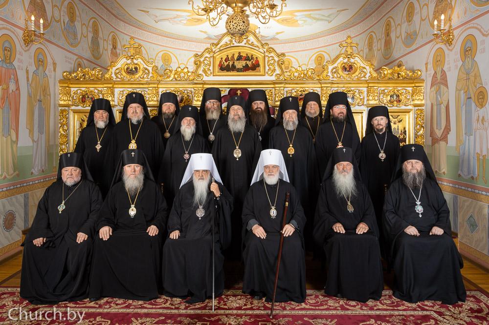 Картинки по запросу Состоялось очередное заседание Синода Белорусской Православной Церкви