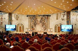 Патриарший Экзарх всея Беларуси принял участие в пленуме Межсоборного Присутствия Русской Православной Церкви