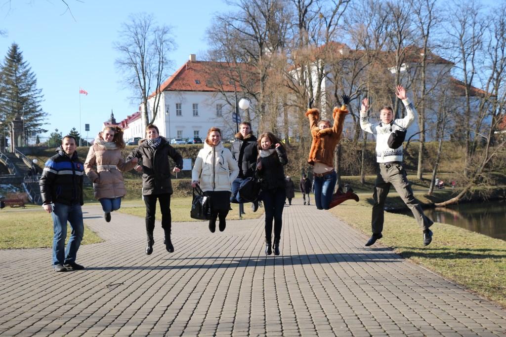 Молодежь из Брестской епархии приняла участие в праздничных мероприятиях, посвященных Всемирному дню православной молодежи в Польше