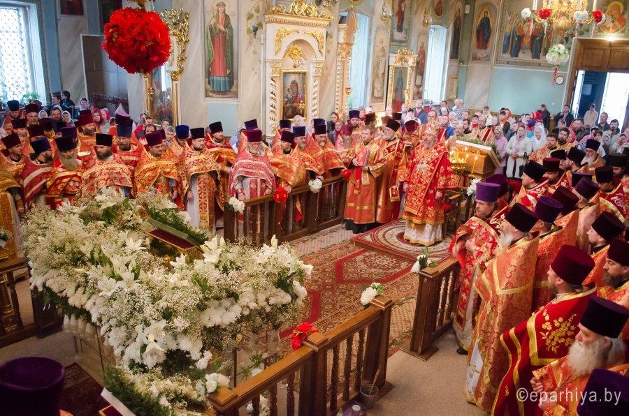 сайт гомельской епархии новости